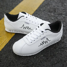 Young Men's Sports Sneaker Men's New Leather Low help shoes Athletic Shoes c421