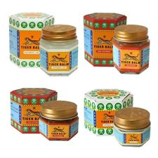 Tiger Balm Original Red White Thai Massage Ointment Relief Muscle Aches Pain Rub