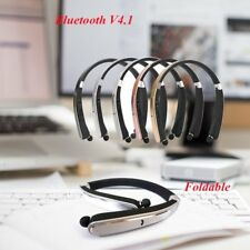 Sweatproof Bluetooth V4.1 Wireless Sports Headphone Hanging Stereo Mic Headset