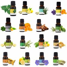 Soulflower Essential Oil (15 ml / 30 ml) Aroma Therapy 100 % Pure Natural FSHIP