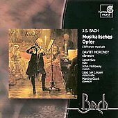 Bach: Musikalisches Opfer (CD Harmonia Mundi) Made in Germany