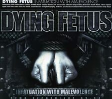 Dying Fetus - Infatuation With Malevolence (CD Used Like New)