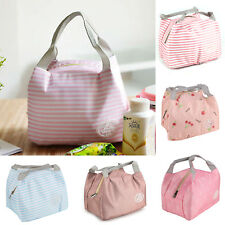 Childrens Adult Lunch Bags Insulated Cool Lunch Bag Picnic Bags School Lunchbox