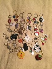Coach New Key Chain Fob Keychain Keyring Many Hard to Find Styles
