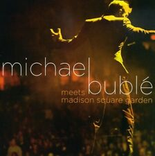 Michael Buble - Michael Buble Meets Madison Square Garde (CD Used Like New)