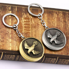 Metal Keychain Game Of Thrones House Arryn Eyrie Pendant Keyring Collectible AU