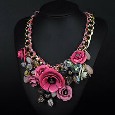 Party Alloy Statement   Colorful, Statement Jewelry Statement Necklaces, Pendan
