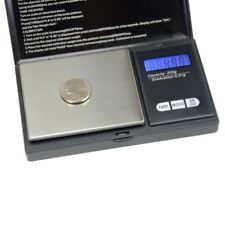 Portable 0.01g/0.1g Mini Digital Scale Jewelry Pocket Balance Weight Gram LCD LS