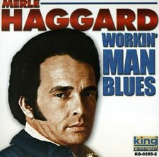 Merle Haggard - Workin Man Blues (CD Used Like New)