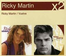 Ricky Martin - Ricky Martin/Vuelve (CD Used Like New)