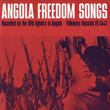 Upa Fighters - Angola Freedom Songs (CD Used Like New) CD-R