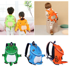 Kids School Backpack Cartoon Animal Dinosaur Boy Girl Toddler Bag Children Gift