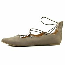 Material Girl Womens Ibby Pointed Toe Ballet Flats