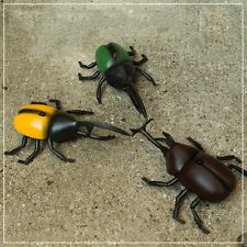Beetle Remote Control Toy Electric Battery-Operated Gift RC Artificial Flashing