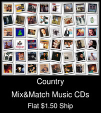 Country(10) - Mix&Match Music CDs U Pick *NO CASE DISC ONLY*