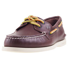 Sperry Ao 2-eyelet Mens Boat Shoes Brown New Shoes