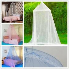 Elegant Round Lace Insect Bed Canopy Netting Curtain Dome Mosquito Net nice MT