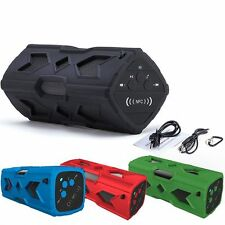 Bluetooth SUPER BASS Wireless Speaker Stereo Portable For Smartphone Tablet PC