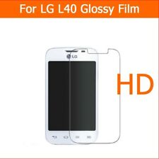 5pcs transparent LCD Screen Protector Cover for LG L40 Clear HD Glossy Film