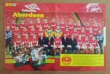 SHOOT football magazine team / squad picture – Various A to C