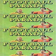 STANLEY MATTHEWS Football Parade 1950 Annual player picture poster - VARIOUS