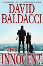 Will Robie: The Innocent by David Baldacci (2012, Hardcover)