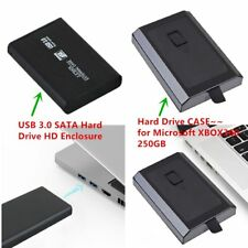New USB 3.0 2.5In SATA External Hard Drive Box Mobile Disk HD Enclosure/Case LH