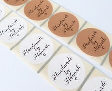 45MM CUSTOM ROUND PERSONALISED HANDMADE BY CUSTOM  LABELS STICKERS