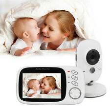 Digital Baby Video Monitor 3.2 inch LCD Screen with Camera Wireless Audio Night