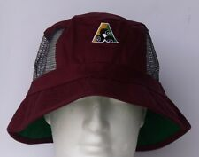 Bowls Australia Vented Cotton Bucket Hat with internal adjuster    5 COLOURS