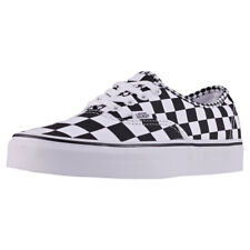 Vans Authentic Mix Checker Unisex Trainers In Black White New Shoes