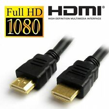 PREMIUM High Speed GOLD HDMI CABLE LEAD 1080P  HDTV 3D SKY 1.4V PS3 /022