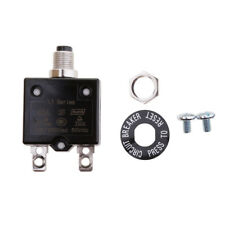 Thermal Circuit Breaker Push Button Reset 20A / 25A /30A / 40A
