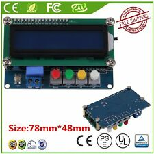 Digital LC100-A LCD High Precision Inductance Capacitance L/C Meter Tester TBW