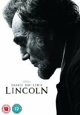 Lincoln (DVD, 2013) new sealed daniel day Lewis