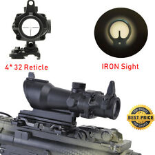 4*32 Sight Scope with QD Mount Riflescopes Hunting Sniper Scope Hunting Scope