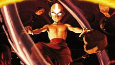 005 Avatar The Last Airbender - Aang Fight Japan Anime 24
