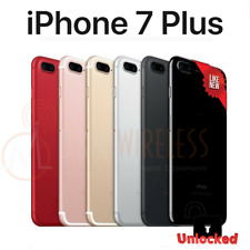 Unlocked Apple iPhone 7 Plus 128GB Black Rose Gold Silver Red AT&T TMobile Metro