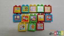 VTech Sit-to-Stand Ultimate Alphabet Train Replacement Blocks PICK ONE OR FULL