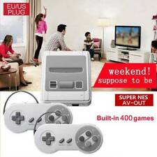 Super NES Mini Classic SFC Game Console Entertainment System Built in 400 Games