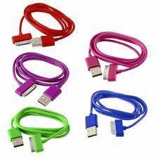 USB Charger Sync Data Cable for iPad2 3 iPhone 44S 3G 3GS For iPod Nano Touch BV