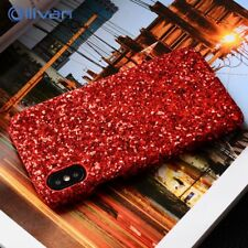 Luxury Bling Glitter Star Case For IPhone 7 Case Valentine's day PC Sequins