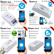 Sonoff Smart WIFI Phone APP Remote Control Timer Switch Module Home Automation W