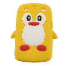 3D Penguin Shape Silicone case cover for Blackberry 9360/9350/9370/Curve WQ