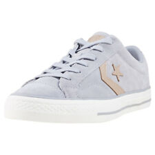 Converse Star Player Ox Mens Grey Suede Trainers