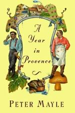 A Year in Provence by Peter Mayle (1990, Paperback) Classic