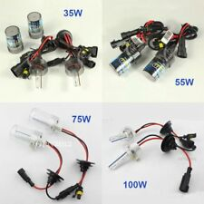 2X 35W/55W/75W/100W Car HID Xenon Conversion Kit Headlamp Headlight Bulbs Lights