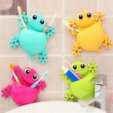 Gecko Wall Tooth Brush Holder Bathroom Cartoon Suction Cup ToothBrush Holder