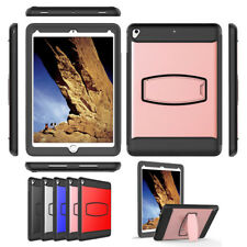 For Apple iPad Shockproof Protection TPU Safe Skin Screen Protector Case Cover