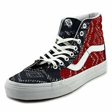 Vans Womens Sk8 Hi Slim Canvas Hight Top Lace Up Fashion Sneakers